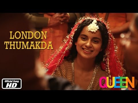 Queen | London Thumakda | Official Song | Kangana Ranaut | 7th Mar, 2014 video