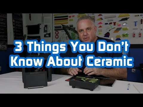 3 Things You Don't Know About Ceramic Window Film