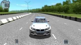 City Car Driving 1.4.1  BMW M235İ (0-250) Son Hız(Top Speed)