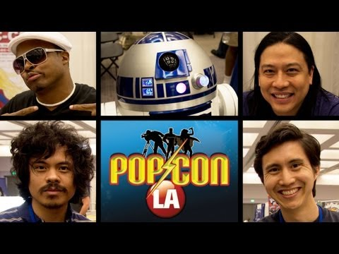 R2-d2, Black Power Ranger & More: How To Have A Career In Hollywood video