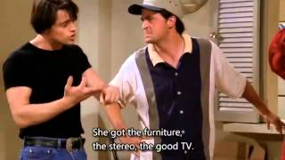 Friends S01E01 - Best of Friends season 1 episode 1 - top funny moments 3