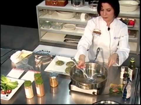 Cooking For Pleasure, Healthy For Life  Type 2 Diabetes Cooking Demonstration