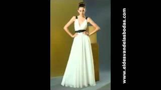 Vestidos de Fiesta - Bari Jay by JLOS 2011 Collection 09:59