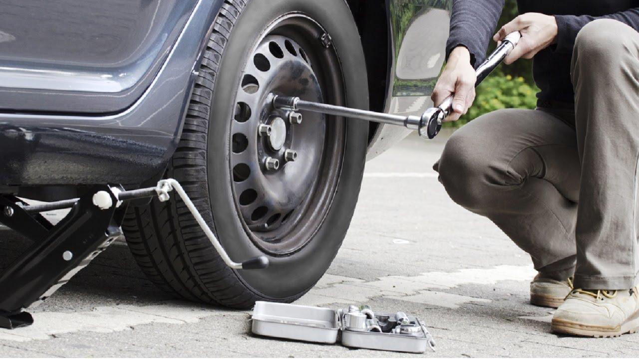 Как поменять колеса местами на ваз своими руками