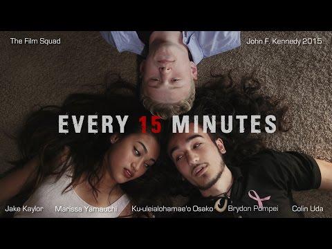 Every 15 Minutes - John F.  Kennedy - 2015