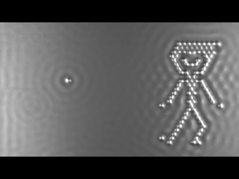 Thumbnail of video A Boy And His Atom: The World's Smallest Movie