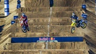 Ryan Dungey VS James Stewart: Semifinals - Red Bull Straight Rhythm 2015