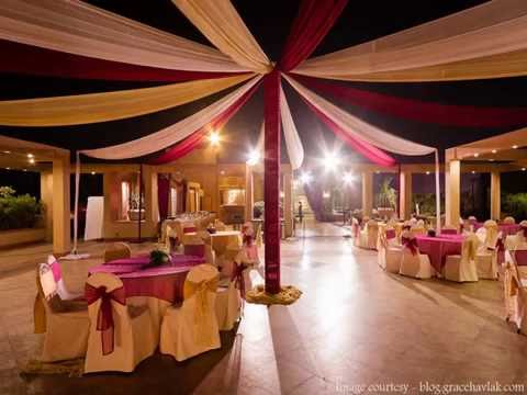 Sangeet decoration ideas at banquet halls in Mumbai