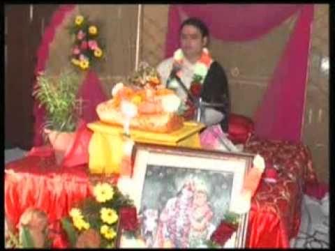 Hamaro dhan radha shri radha shri radha.........by  Radheyshyam...