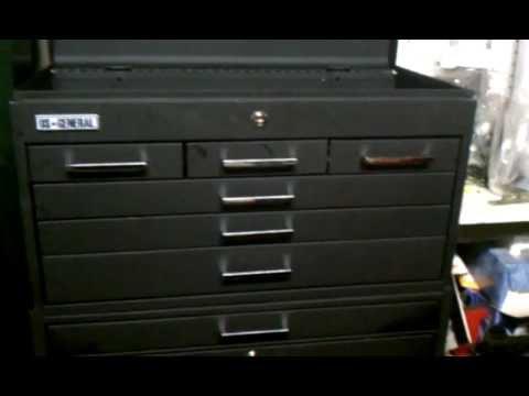 US General 11 Drawer Roller Cabinet Review (Item 67421 ...