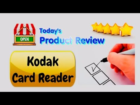 Kodak SD MICRO SD Card Reader A242