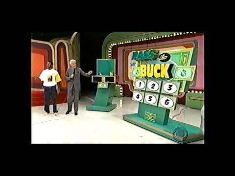 Download Lagu  The Price is Right:  January 10, 2002 First episode w/Revised Pass the Buck Mp3 Free