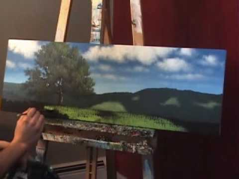 Landscape Painting 