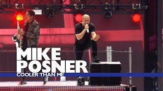 download lagu Mike Posner - 'cooler Than Me' Live At The gratis