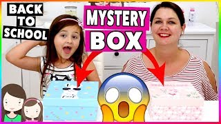 BACK TO SCHOOL 2018 - Mystery Box Switch Up - Alles Ava