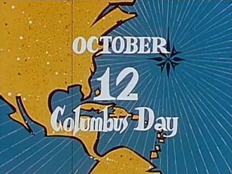 Classic Cartoons - Christopher Columbus