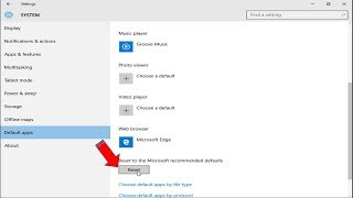 How To Fix File Type Association Error in Windows 10 PC / Laptop