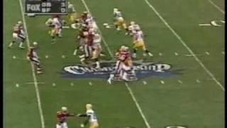 Brett F@vre Touchdowns 1997 Part 2: The Almost Super Season