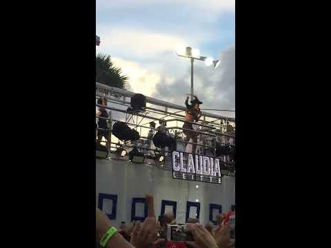Claudia Leitte - carnaval 2017 | Início Bloco Largadinho Terça
