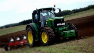 JohnDeere 6630, 6930 - Orka 2013