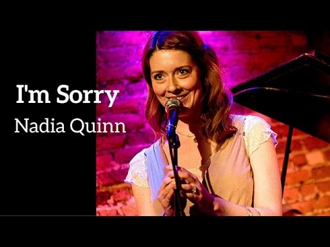 IM SORRY - Nadia Qunn