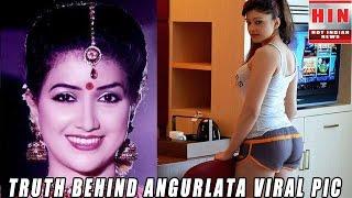 Truth behind BJP MLA Angoor Lata fake pic