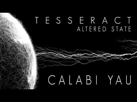 Tesseract - Calabi-yau