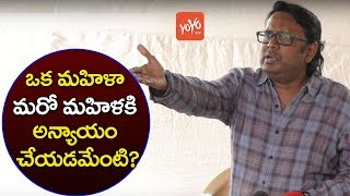 Director Gunasekhar Fires On Nandi Awards Jury Members || Supports RGV