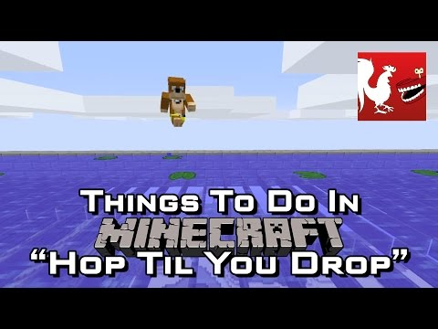 Things to do in: Minecraft - Hop Til You Drop