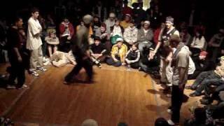 What You Got 2009 One Flava vs Rocking Boys półfinał dogrywka
