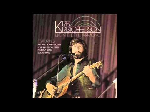 Kris Kristofferson - Late Again