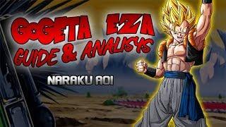 Dragonball Z Dokkan Battle - Super Gogeta Eza Complete Guide & Analisys