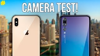 Apple iPhone XS Max vs Huawei P20 Pro: Camera Comparison!