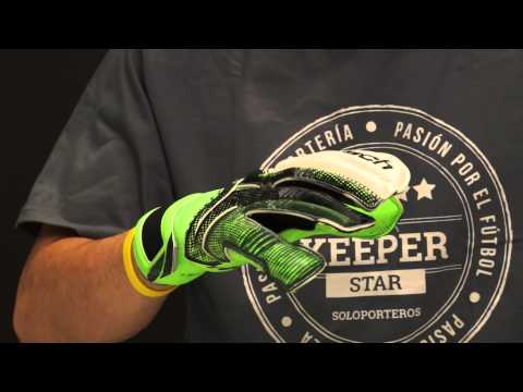 Review guantes Reusch Re:ceptor Deluxe G2