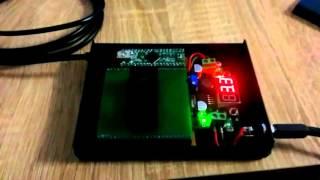 TSOP56 Adapter i Teensy ++2.0 Odczyt pamięci Spansion PS3