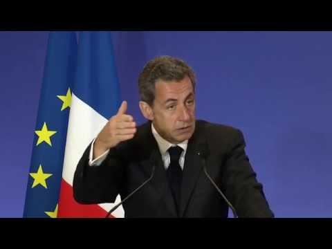 Discours de N. Sarkozy - réunion des nouveaux adhérents - 17/01/15