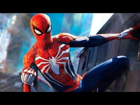 Spider.Man Homem Aranha. O Filme Completo Dublado 2018