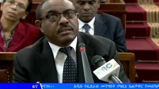Ethiopia: P/M Hailemariam Explains to Questions about Command Post and its Status, Result Oct 23 200