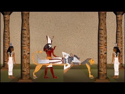 Osiris Horus and Isis - Legend of the Pharaoh