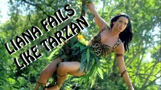 Liana Fails - Stupid fails of month  -  May 2016