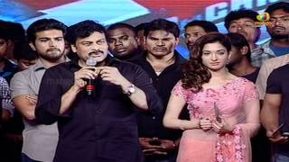 Rachaa - racha audio launch part 16 - ram charan, thamanna