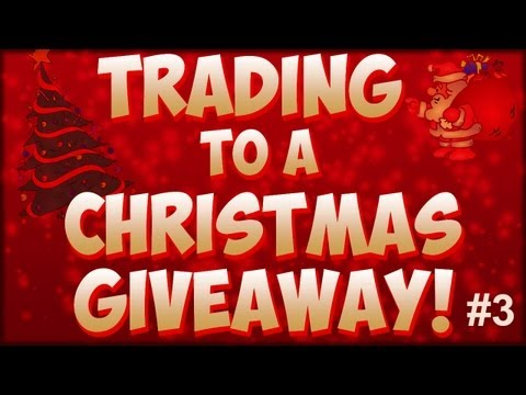 Fifa 13 | UT | Trading To A Christmas Giveaway | Nice Profits! | #3