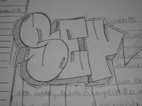 Graffitis - Lapiz y Papel - Segunda Parte