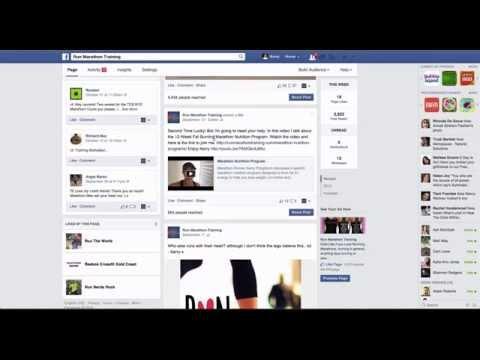 Как сделать ссылку на пост фейсбук