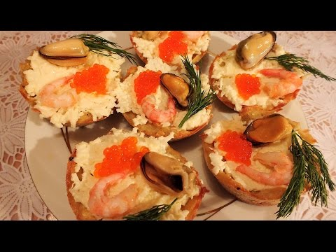 рецепты тортолетки к новогоднему столу с фото