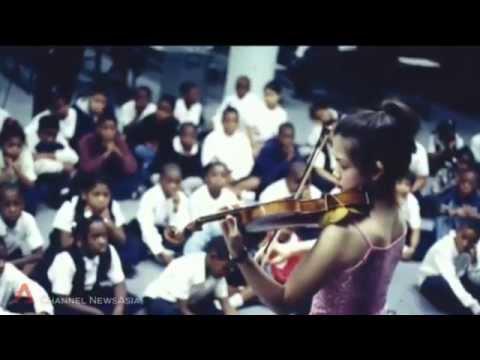Min Lee, Violin Virtuoso from Singapore