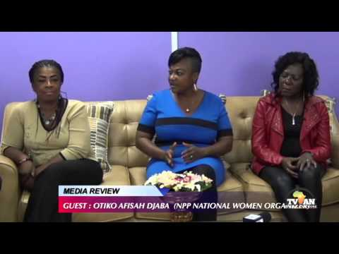 Media Review : National Patriotic Party Women's Wing
