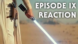 Star Wars Episode IX Teaser Reaction - Breakdown and Analysis