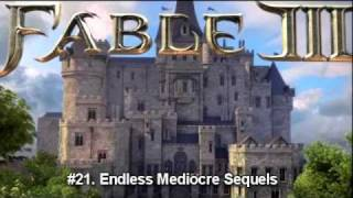 Top 32 Reasons Fable III Sucks!