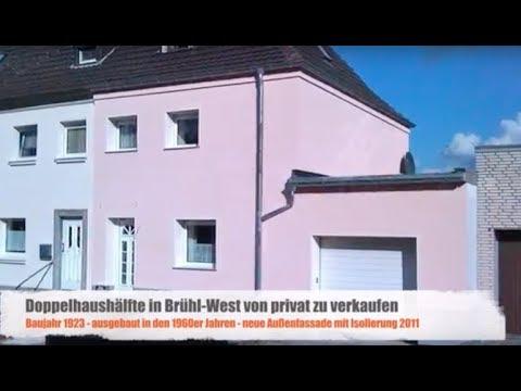 Doppelhaushälfte in Brühl West von privat zu verkaufen 50321